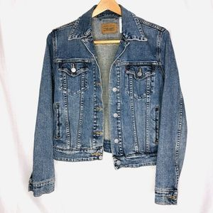Levi Strauss & Co Denim Jean Jacket